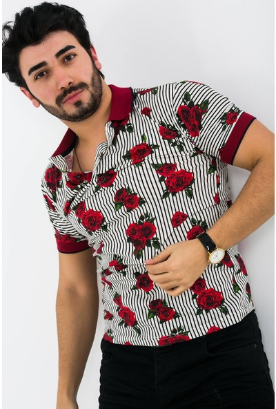 Ftx 7774 Slim Fit Polo Yaka T-Shirt