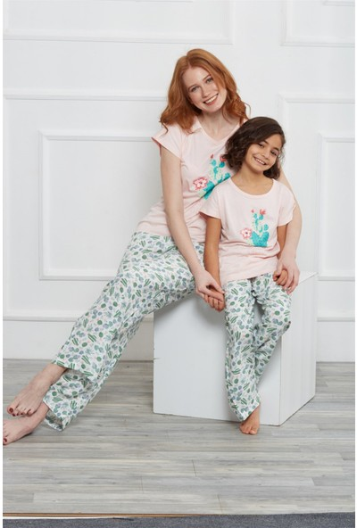 Obje Çocuk Kısa Kol Pijama Takımı