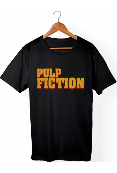 Muggkuppa Pulp Fiction Siyah T-Shirt