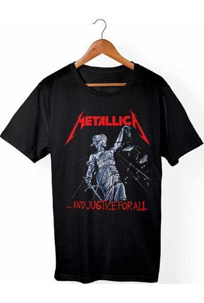 Muggkuppa Metallica Siyah T-Shirt