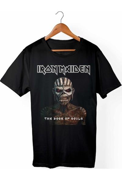 Muggkuppa İron Maiden Siyah T-Shirt