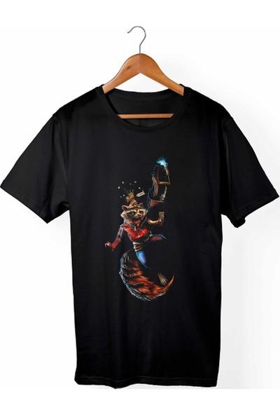 Muggkuppa Guardians Of The Galaxy -İ M Groot Siyah T-Shirt
