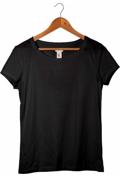 Muggkuppa Formula F1 Unisex Ve Erkek Kesim Siyah T-Shirt