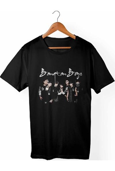 Muggkuppa Bts Siyah T-Shirt