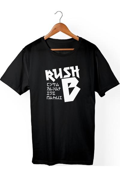 Muggkuppa Cs-Go Rush B Siyah T-Shirt