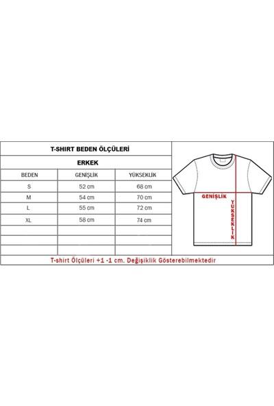 Muggkuppa La Casa De Papel Unisex-Erkek Kesim T-Shirt