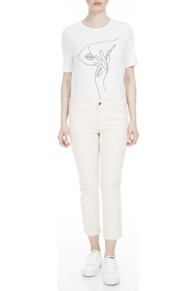 Armani Jeans Kadın Pamuklu Pantolon 3Y5J03 5Nzxz 1417