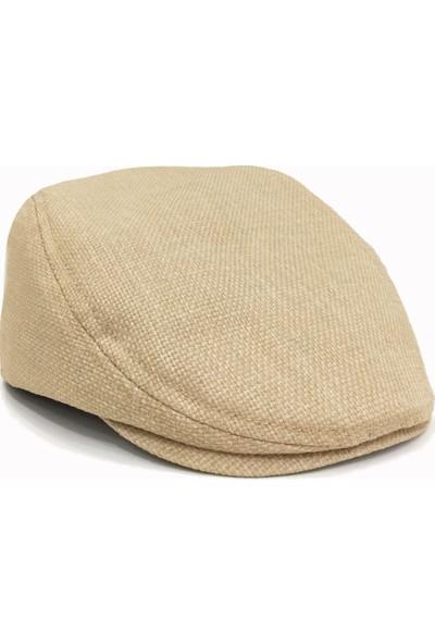 Külah Bej Keten Kasket Şapka