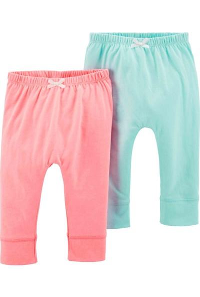 Carter'S Layette Kız Bebek 2'Li Pantolon 16640110