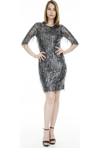 Modailgi Pul Elbise Kadın Elbise 1976101