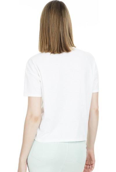 Only Onliggy Ss Dessert T Shirt Kadın T Shirt 15182771A