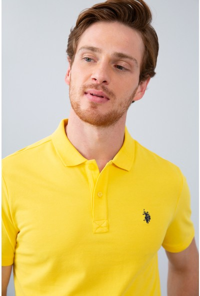 U.S. Polo Assn. Erkek T-Shirt 50199991-Vr044