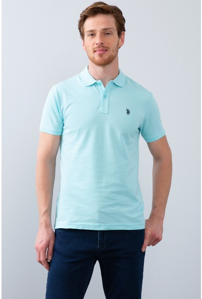 U.S. Polo Assn. Erkek T-Shirt 50199991-Vr007