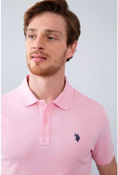 U.S. Polo Assn. Erkek T-Shirt 50199991-Vr078