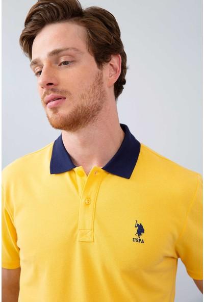 U.S. Polo Assn. Erkek T-Shirt 50206183-Tr0029