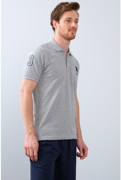U.S. Polo Assn. Erkek T-Shirt 50206194-Vr109