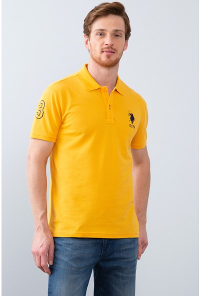 U.S. Polo Assn. Erkek T-Shirt 50206194-Vr094