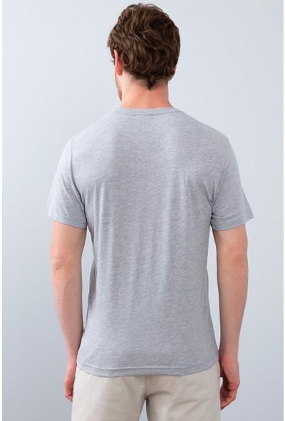 U.S. Polo Assn. Erkek T-Shirt 50206214-Vr086
