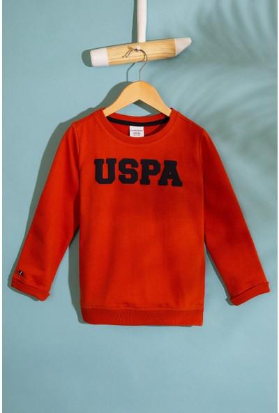 U.S. Polo Assn. Erkek Çocuk Sweatshirt 50207327-Vr051