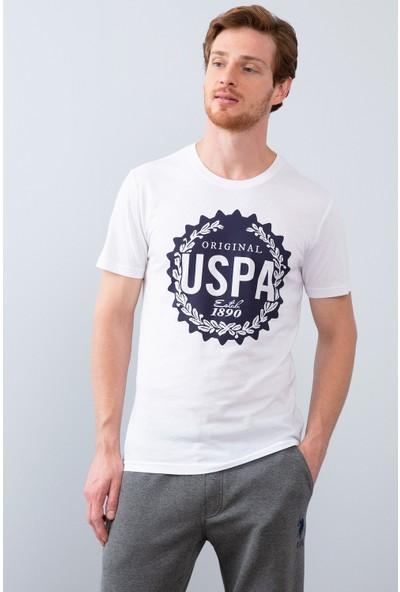 U.S. Polo Assn. Erkek T-Shirt 50213596-Vr013