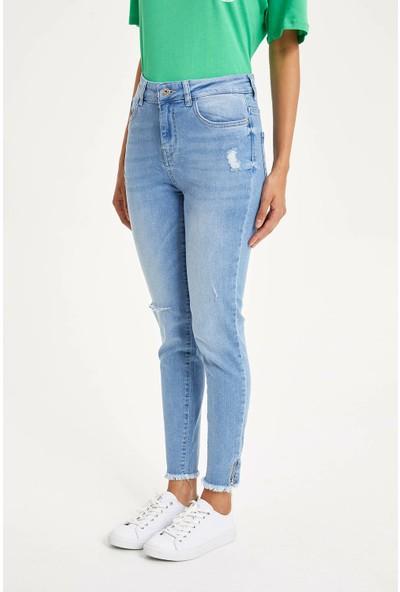 DeFacto Super Skinny Jean Pantolon