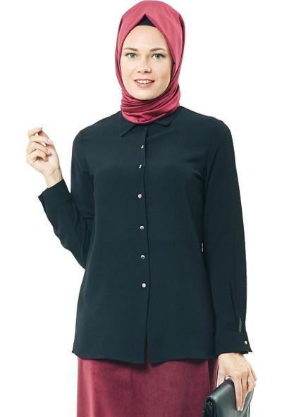2niq Gömlek-Siyah 296-01