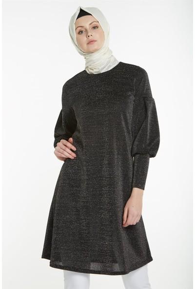 Kyl Collection Tunik-Siyah 5187-01