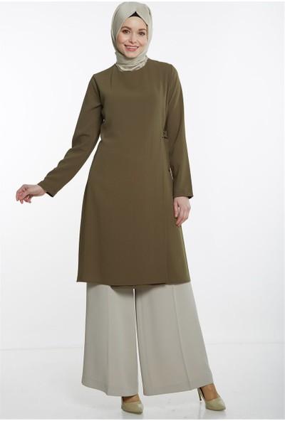 Kyl Collection Tunik-Yesil 0555-21
