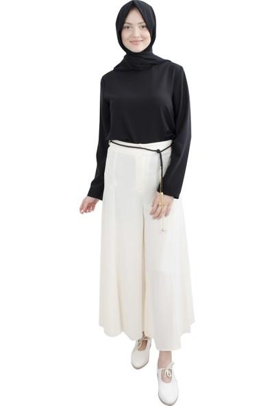 Arda New Line Kadın Ekru Pantolon 0303722-10.147