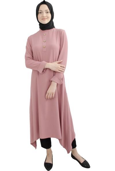 Arda New Line Kadın Gül Elbise 5305164-10.25