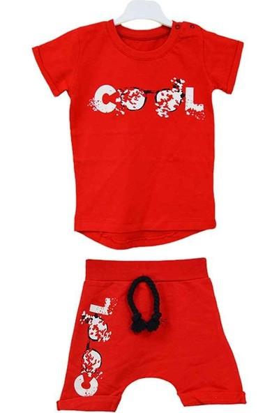 Babycool Kısa Kollu 2'li Bebek Takımı KMB04