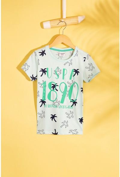 U.S. Polo Assn. T-Shirt 50206222-VR083