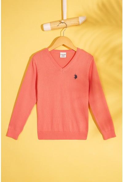 U.S. Polo Assn. Triko Kazak 50213275-VR078
