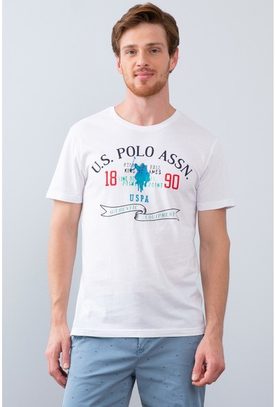 U.S. Polo Assn. T-Shirt 50213572-VR013