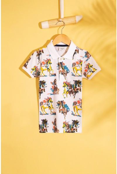 U.S. Polo Assn. T-Shirt 50200234-VR013