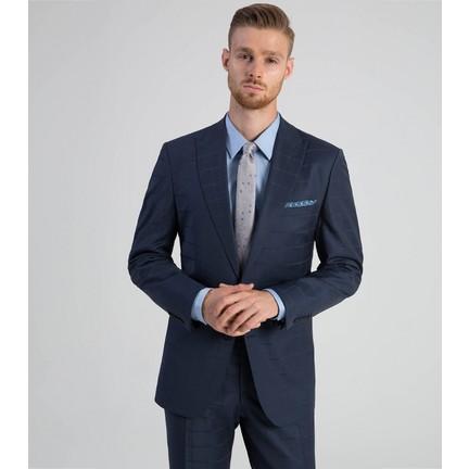 e60c36eb95890 Karaca Erkek Regular Fit 6 Drop Klasik Takım Elbise Lacivert Fiyatı