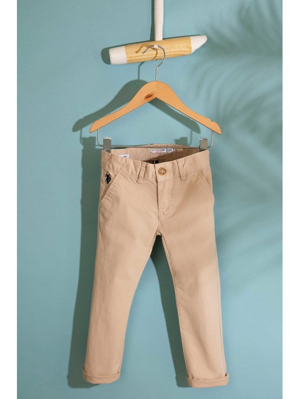 U.S. Polo Assn. Erkek Çocuk Spor Pantolon 50198866-Vr011