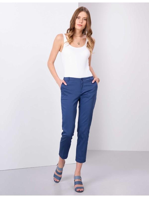 Pierre Cardin Kadın Lacivert Pantolon 50204277-VR033