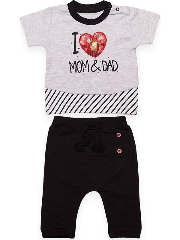 Babycool Mom Dad 2'li Bebek Takımı 14942