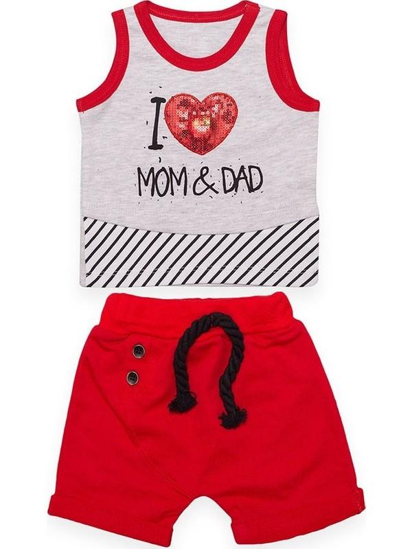 Babycool Mom Dad 2'li Bebek Takımı 70864