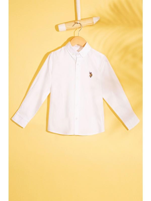 U.S. Polo Assn. Dokuma Gömlek 50208611-VR013