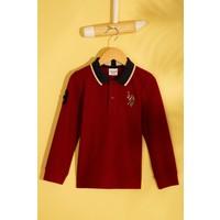 U.S. Polo Assn. Erkek Çocuk Sweatshirt 50207323-Kr0227