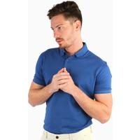 Dufy Erkek Kısa Kol Klasik Tshirt Slim Fit