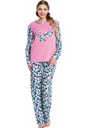 Lady Lingerie Bayan Pijama Takım 9266