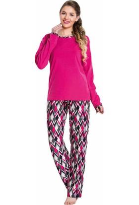 Lady Lingerie Bayan Pijama Takım 9248