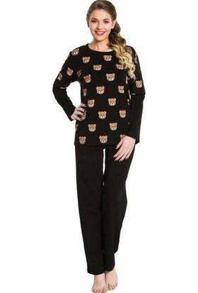 Lady Lingerie Bayan Pijama Takım 9246