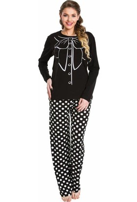 Lady Lingerie Bayan Pijama Takım 9230
