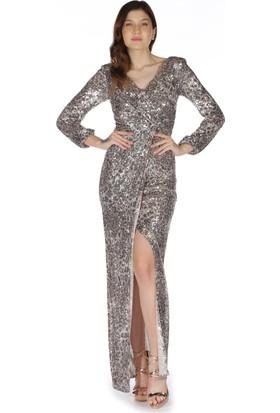 1c8e1e10d2516 Uzun Yırtmaçlı Elbise Modelleri & Uzun Yırtmaçlı Elbise Fiyatları ...