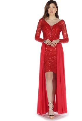 9564a66ccb9b0 Kirmizi Abiye Elbise Modelleri ve Fiyatları & Satın Al - Sayfa 7