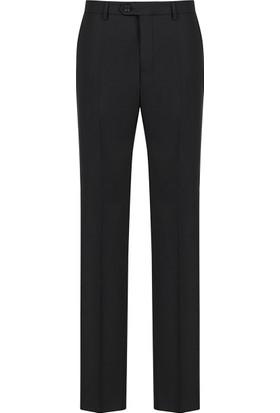 AVVA Lacivert Erkek Kurt Ağzı Yaka Düz Takım Elbise A91B7700